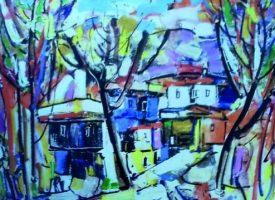 Идният вторник: Откриват изложбата на Илия Тончев в Пещера