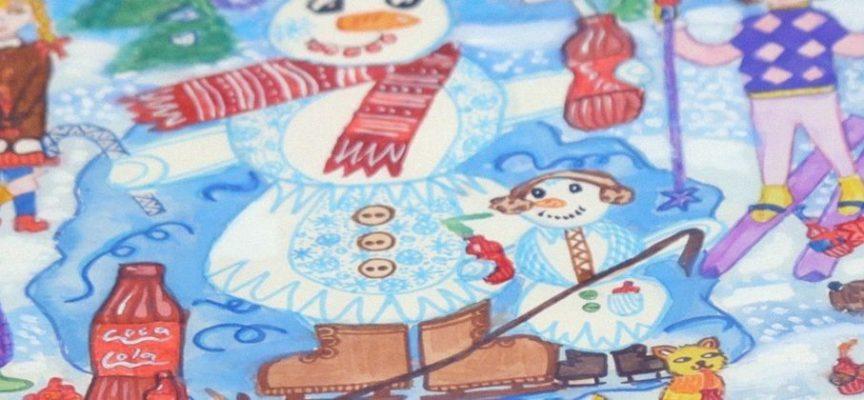 Детски рисунки от конкурс на Coca-Cola намират своите автори 23 години по-късно в Пазарджик