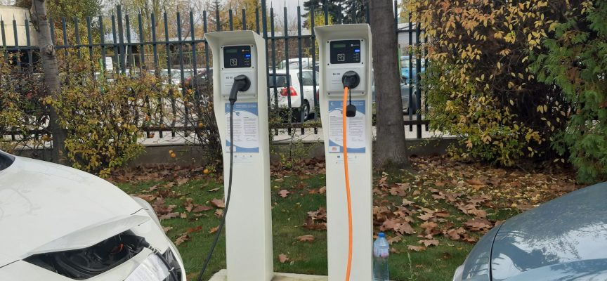 В областта: Можеш да си заредиш електроавтомобила в Пазарджик, Велинград и Панагюрище
