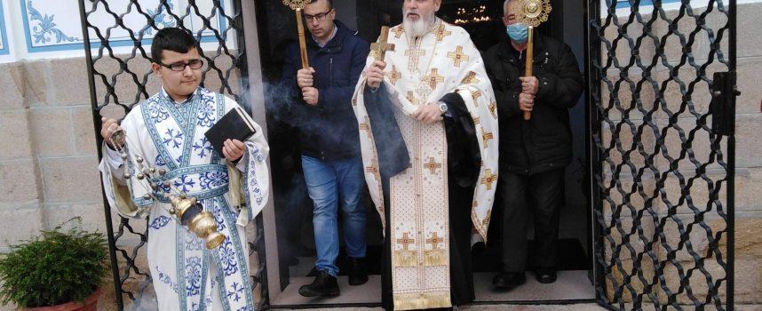 Пейчо Малинов спаси кръста в река Умишка