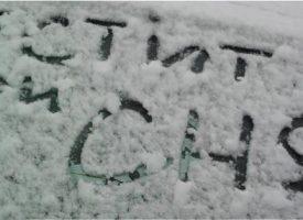 Честит първи сняг, Пазарджик
