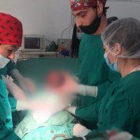 В МБАЛ: Бебче се роди с антитела срещу коронавирус