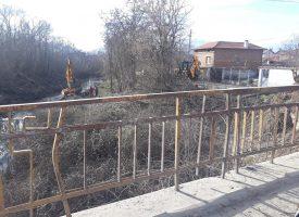 Започва изграждането на нов мост в Бошуля