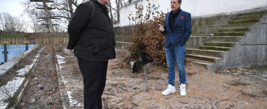 Тодор Попов: До юни реновираме големия басейн на Балона