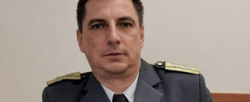 Комисар Ангел Ангелов оглави Пожарната