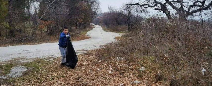 Съботното почистване на Паталеница се превърна в тридневен маратон