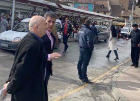 Тодор Попов: Продължаваме  обновяването на Градския пазар в Пазарджик