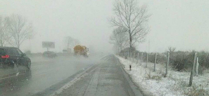 Снеговалежът ще продължи и през неделния ден
