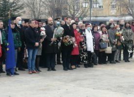 За 148 път: Пазарджик на колене пред Васил Левски
