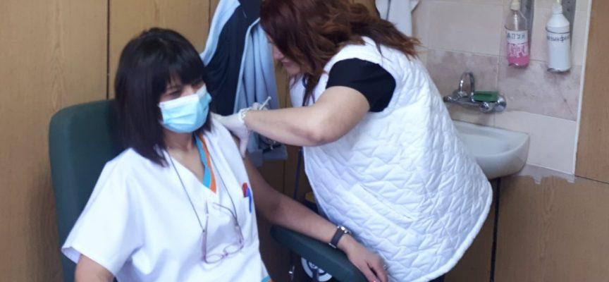 До петък: Имунизационният кабинет  в МБАЛ ще работи от 14ч. до 19ч.