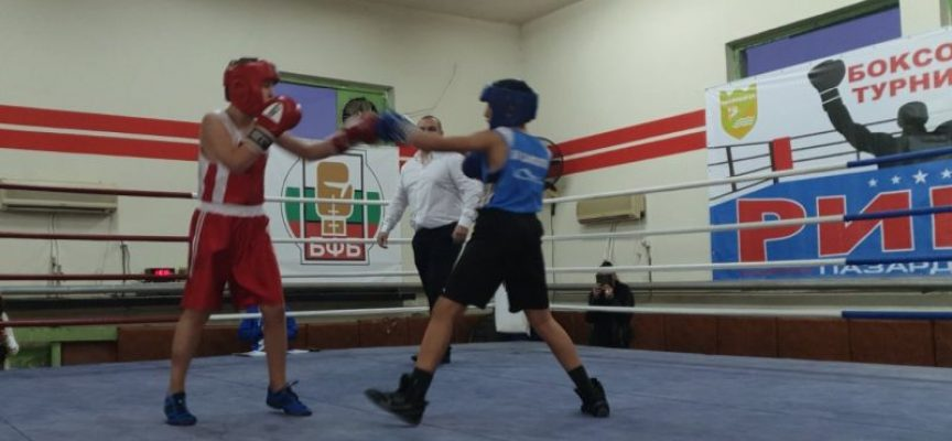 """Златни медали за състезателите на боксов клуб """"Тракиец"""" (Пазарджик)"""