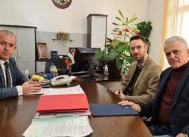 Йордан Младенов: Община Пещера ще отпечати неиздавана книга на Анастас Пунев