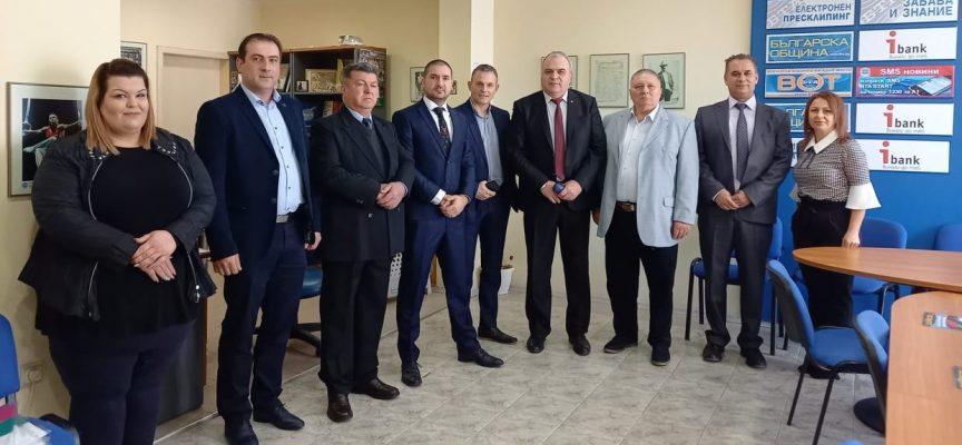 Пазарджик: ВМРО регистрира листата си за участие в предстоящите избори