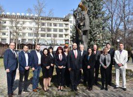 БСП за България регистрира листата си в Пазарджик