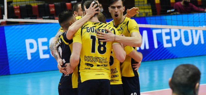 Хебър победи Локомотив в четвъртфинал за Суперлигата
