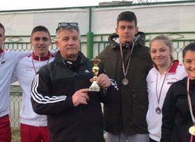 """Отново медали за петобойците на  """"Шампион"""" и силен старт на годината"""