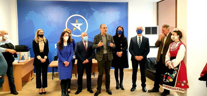 """ПП """"Републиканци за България"""" откри офис в Пазарджик и даде старт на предизборната кампания в областта"""