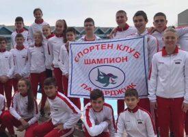 """Петобойците на """"Шампион"""" – отличници във Варна"""