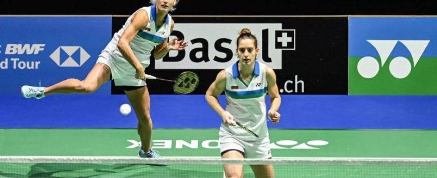 Сестри Стоеви още по-близо до Олимпиадата след второ място на силен турнир в Швейцария
