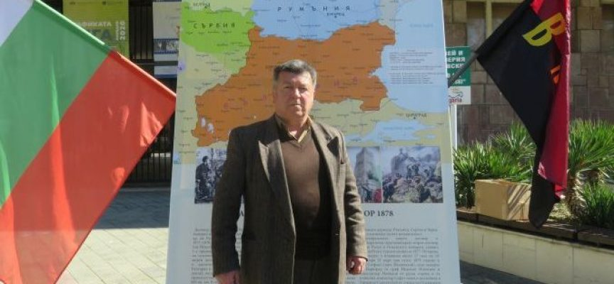 Стоян Влахов представи книгите си в Ezoligencia