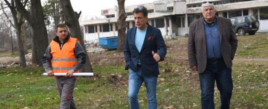 """Тодор Попов: Реновираме и прилежащите територии, за да открием през юни """" Балона"""""""
