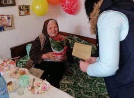 Добрата новина: Стоянка Лилова от Лесичово стана на 101 години
