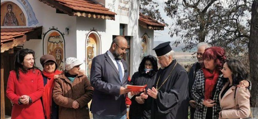 Пламен Милев от БСП за България: Откриваме по една свободна за wifi зона в малките населени места в област Пазарджик