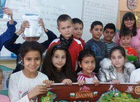 Ракитовчета събраха 150 кг негодни батерии в чест на Световния ден на водата