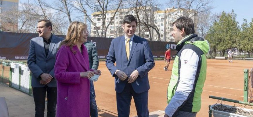 В Пазарджик започна първия турнир от веригата за професионален тенис UTR Pro Tennis Tour