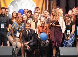 """Международен екип насърчава гражданското участие на ученици от България и ЕС, ЕГ""""Б.Брехт""""  спечели участие в проект за награда """"Карл Велики"""", да ги подкрепим"""