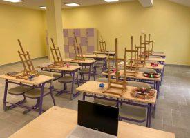 Днес бе открито изцяло новото училище в село Биркова