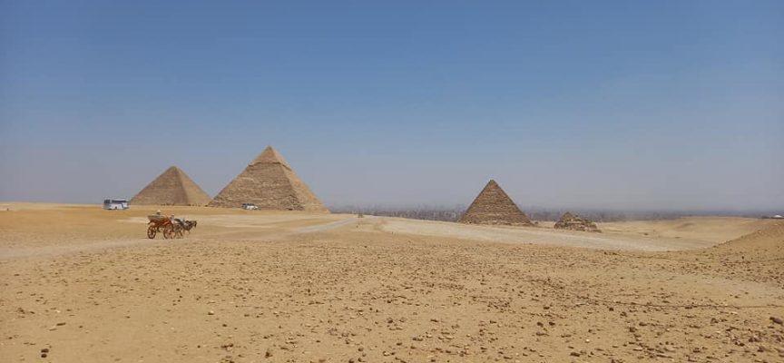 В Египет: Откриха изоставен град от времето на Аменхотеп ІІІ