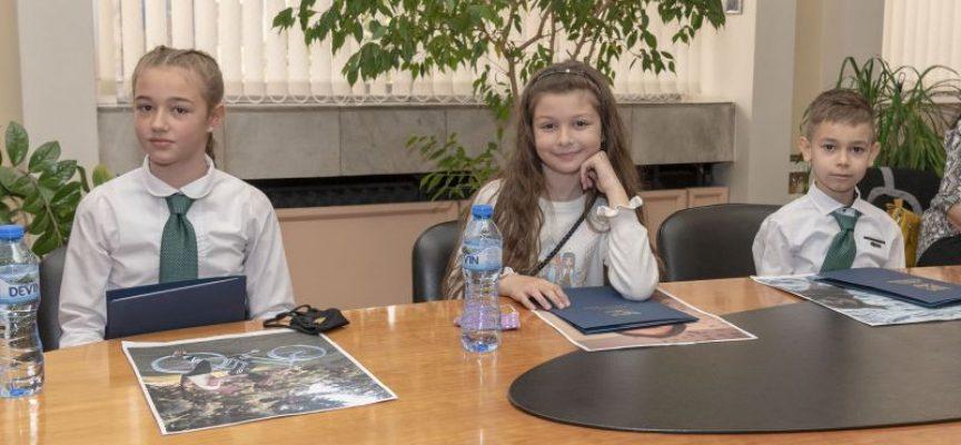 Тодор Попов към победителите в конкурса по повод Деня на щастието: Улавяйте щастливите моменти в живота!