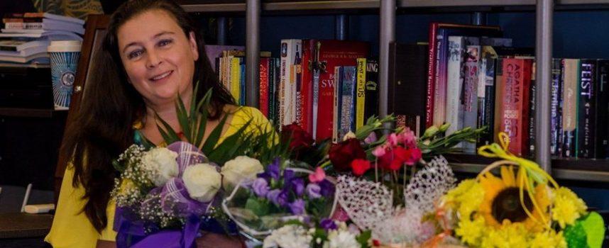 Нашата съгражданка Диана Христова с участие в литературен конкурс, да я подкрепим