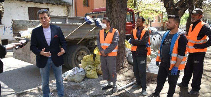 Тодор Попов в интервю: Чистотата в града и общината зависи от нас самите