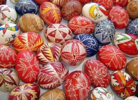 Великденска работилничка за писани яйца организира ПП ГЕРБ Пазарджик