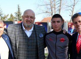 Двама състезатели на СК Кодокан участват на Европейско по джудо за мъже