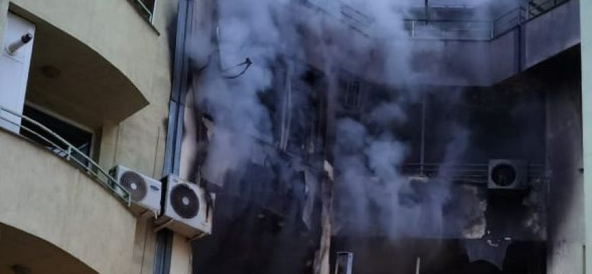 Пазарджик: Жена издъхна след пожар в кооперация