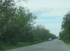 Катастрофа затруднява движението по пътя Бошуля – Пазарджик