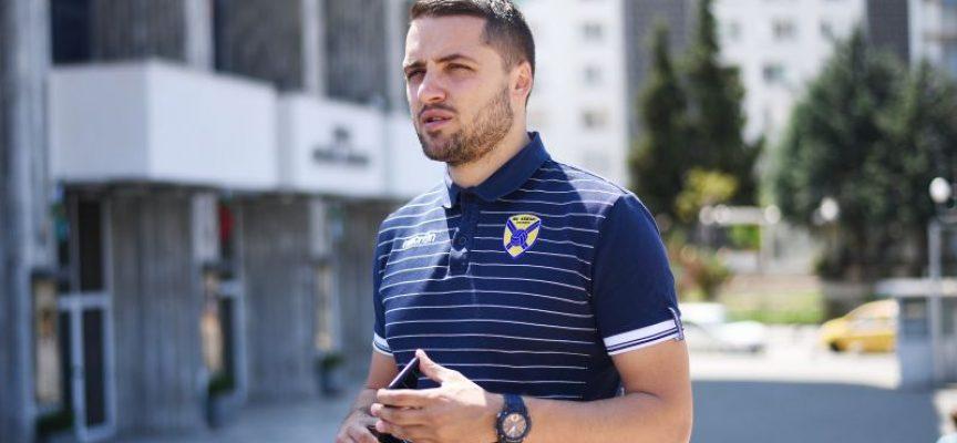 Александър Иванов: Идването на Камило Плачи е атестат за добрата работа в Пазаржик и Хебър