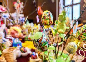 Благотворителен великденски базар в подкрепа на Димитър Ганев