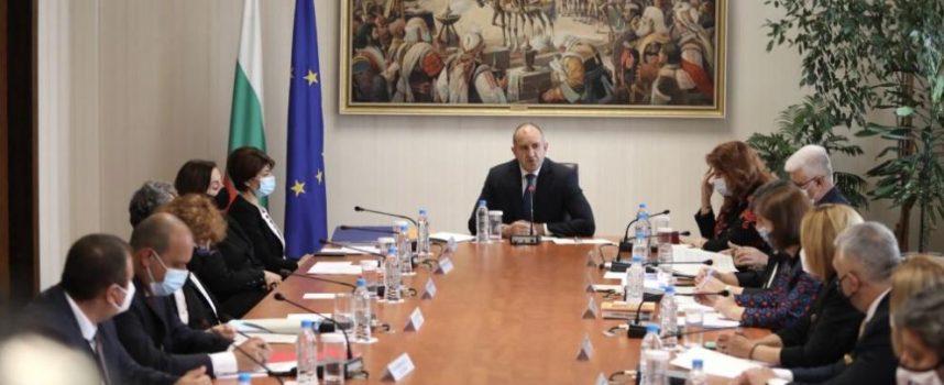 Румен Радев: Новата ЦИК трябва да работи за повишаване на доверието в изборния процес