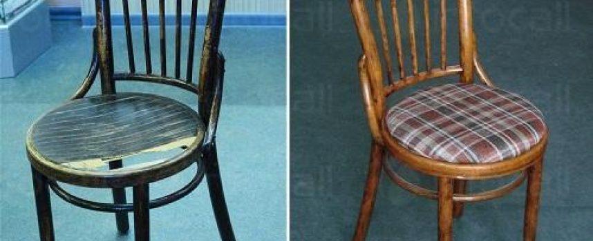 Реновирай столовете в кухнята, приятно и с очаквано добър резултат