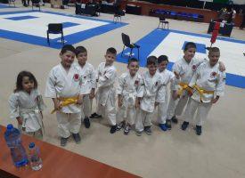 Страхотен фурор! 15 медала за каратеките на Спартак Пазарджик