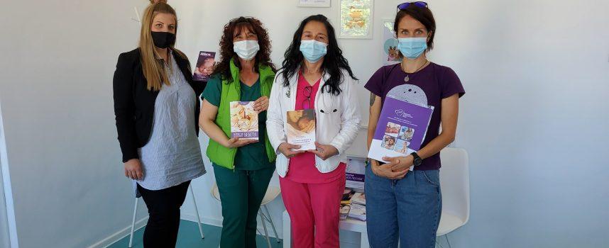 С нова стая за изписване на бебета се сдоби МБАЛ – Пазарджик