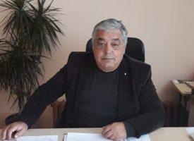 """Директорът на регионалната библиотека """"Н.Фурнаджиев"""" с Поздравителен адрес до всички свои колеги"""