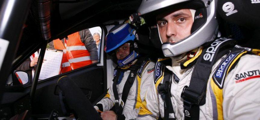 Попов и Башкехайов първи в клас RC4 след първия ден на рали България
