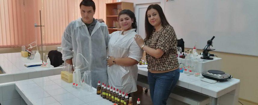Химията отвори врати за бъдещи ученици