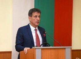 Тодор Попов: Удоволствие и чест е за мен да Ви поздравя днес, на 19 октомври – Деня на българския лекар