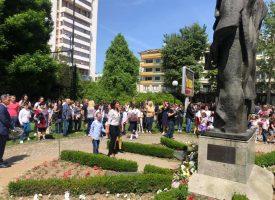 С шествие и много цветя Пазарджик отбеляза делото на Кирил и Методий